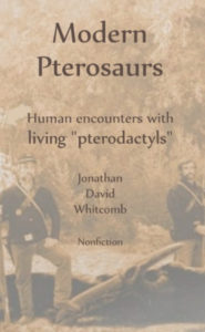 """Modern Pterosaurs"" by LDS author Jonathan Whitcomb"