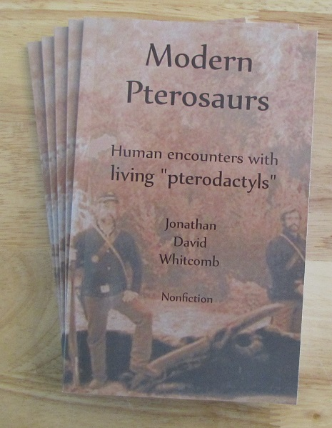 """Modern Pterosaurs"" shows how credible is the Ptp photograph of a living pterosaur"