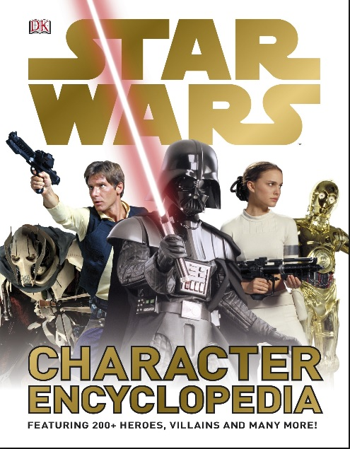 science fiction book about Star Wars good guys and bad guys and every character in between