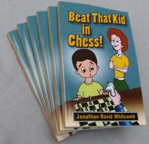 """Beat That Kid in Chess"" paperbacks"