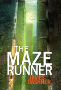 "Science fiction for young adults and teens and older children: ""The Maze Runner"" by James Dashner"