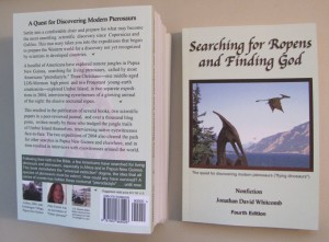 """Searching for Ropens and Finding God"" 4th edition"