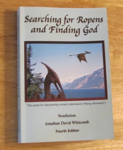 "4th ed. of ""Searching for Ropens and Finding God"" by Whitcomb"