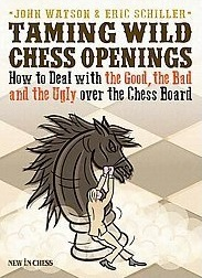 paperback chess book on strange openings